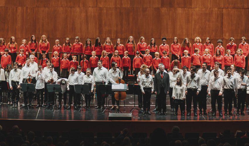 Concerto di Natale 2020 al Teatro dell'Opera